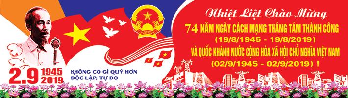 74 năm cách mạng Tháng 8 và Quốc khánh 2-9
